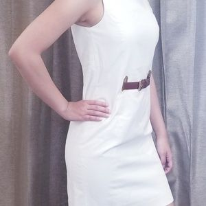 Michael Kors white dress